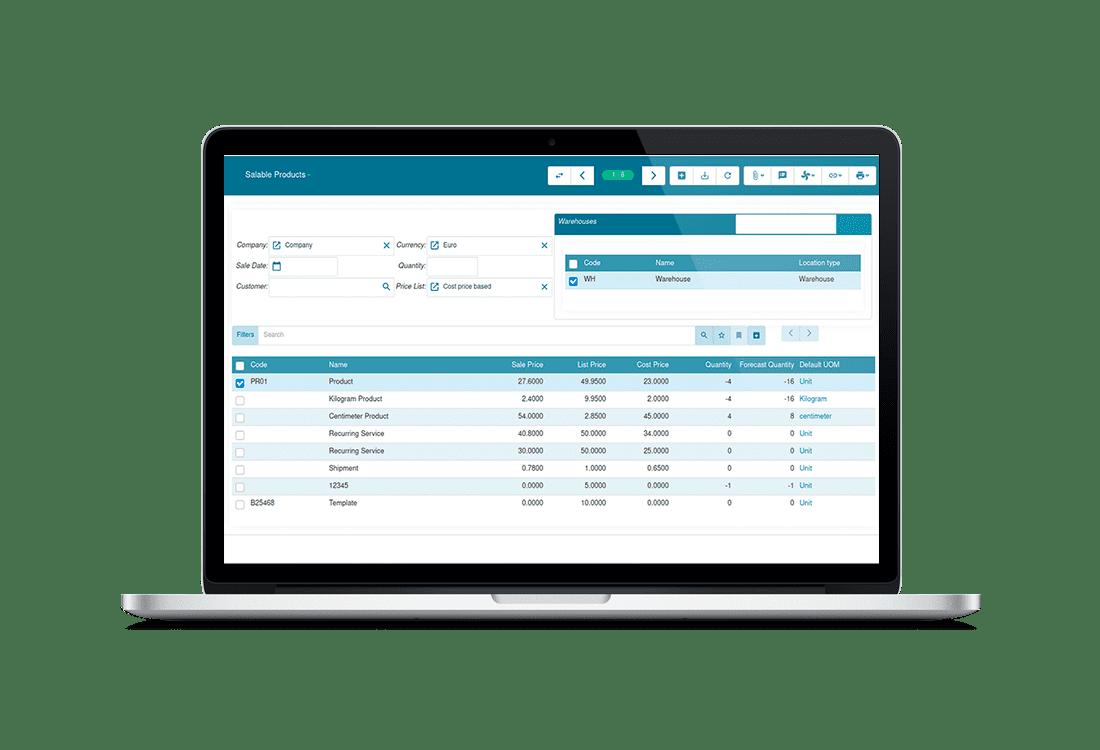 Tryton_Software de gestión empresarial (ERP)
