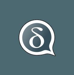 Logo Delta Chat