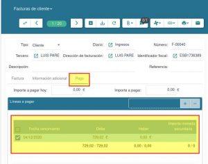 Captura de pantalla_Cómo crear una remesa bancaria con Tryton